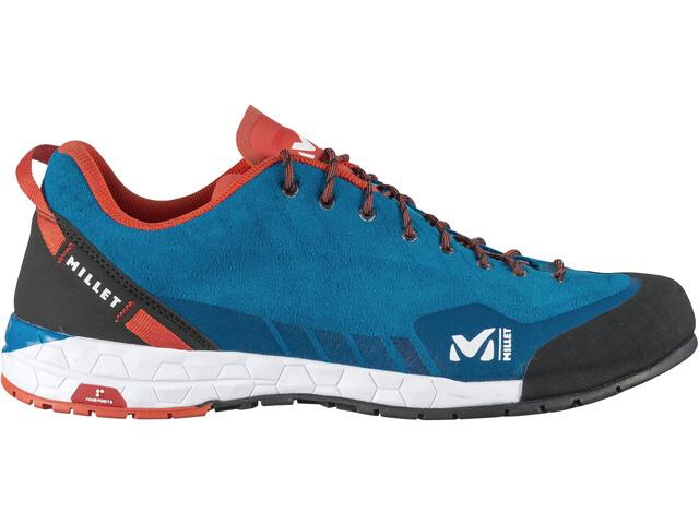 Millet Amuri Leather Kengät Miehet, electric blue
